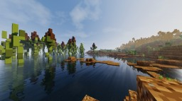 The Giant's Garden Minecraft Map & Project