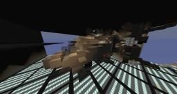 AC-10 Lion (SPACECRAFT) [SCHEMATIC] Minecraft Map & Project