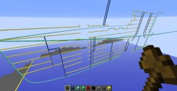 RMS Emperic 4/1 scale Minecraft
