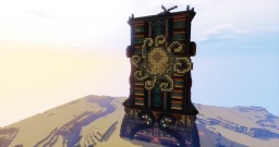 Kraken Tower Minecraft Map & Project