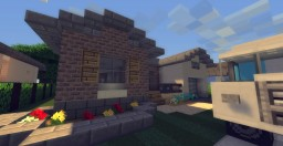 1950's Bungalow- Greenfield Project Minecraft Project