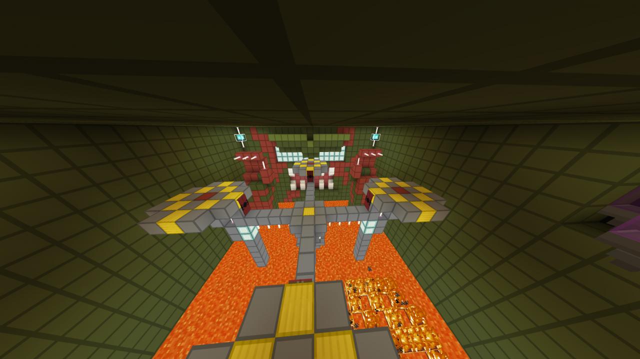 zombie bridge breach minecraft project