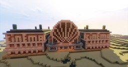Shell Cinema Minecraft Map & Project