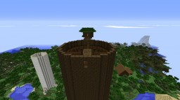 The Nest Minecraft Map & Project