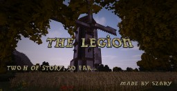 The Legion - Custom RPG map Minecraft