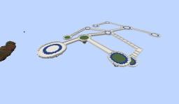 Sword Art Online Floor 77 Minecraft Map & Project