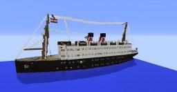 SS Koblic Minecraft Map & Project