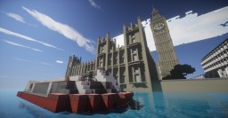 Thames River Cruise Minecraft Map & Project