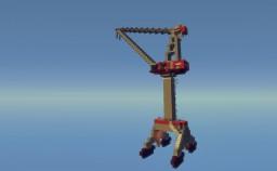 Shipyard crane Minecraft Map & Project