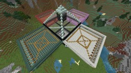 ITEM BATTLE: minigame Minecraft Project