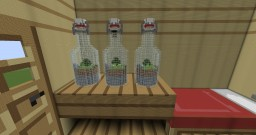 Survive in a Bottle 2 Minecraft Map & Project