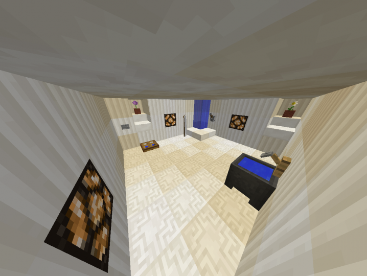 Cave house mountain luxury house minecraft project - Mountain house projects ...