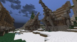 Nordic Logging Outpost Minecraft Map & Project