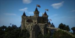 xWasd Castle! Minecraft
