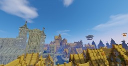 Newhaven - RPG map Minecraft Map & Project