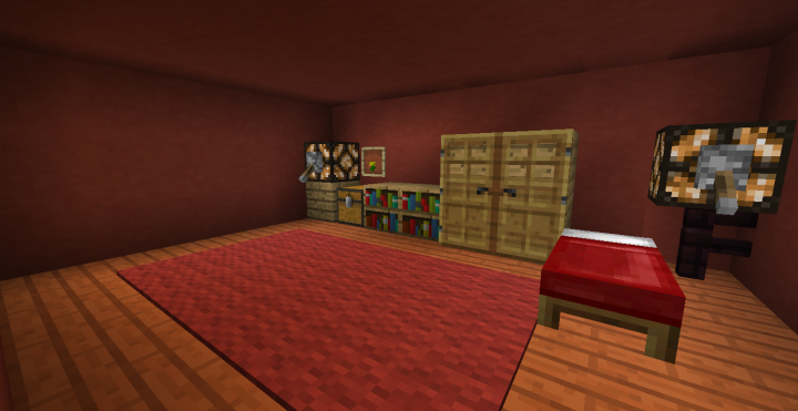 Frisks room