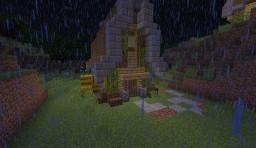 Jack's Medievil House Minecraft Map & Project