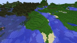 Spawn near swamp and basin. Minecraft Map & Project