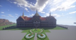 Palace Thaï (inspired by Roi-Louis) Minecraft Map & Project