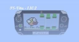 Working PS-Vita 1.10.2 - Using Structureblocks And Commands Minecraft