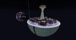 Floating Future -Sustainable City Contest Entry Minecraft Map & Project