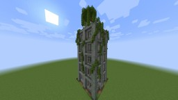 APPOCALYPSE SERIES - Old Skyscraper Minecraft Map & Project