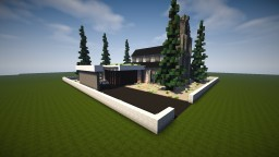 Church rehabilitated house w/ Maximedubs | FLAC Minecraft