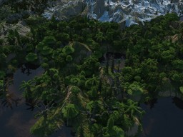 Isla Ocerna Minecraft Map & Project