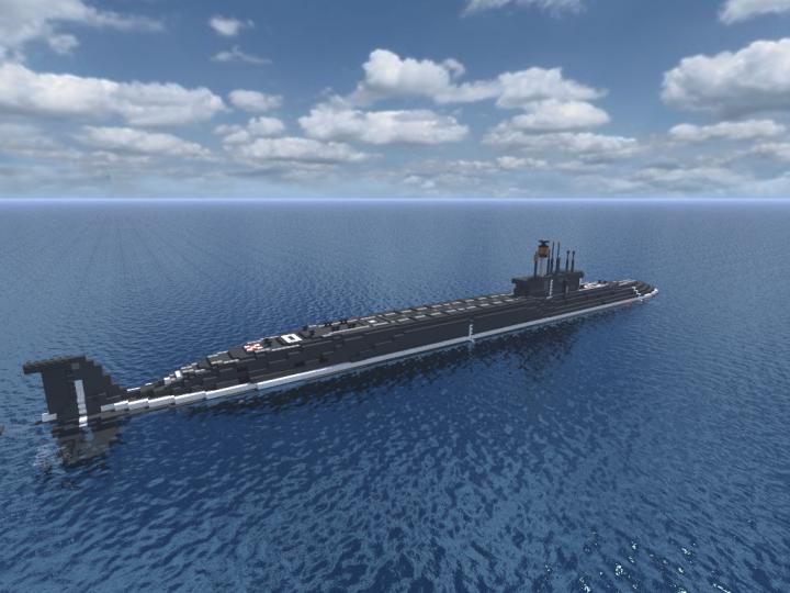 Submarine Craft Project