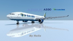 Giant Airbus A330-323 [5:1 Scale] Minecraft