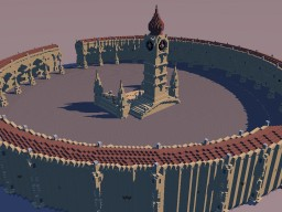 Minecrad Online [Floor 1] -Canceled- Minecraft Map & Project