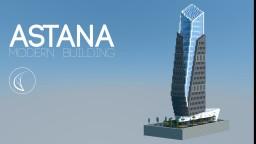 Astana Tower Minecraft