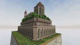 Something Gothic Minecraft Map & Project