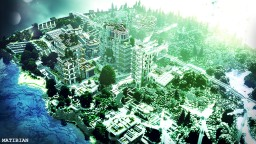 Greenpeakcity - A green future Minecraft Project