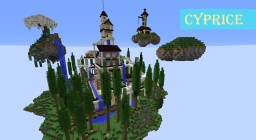 Cyprice - The City of Falling Water | Contest Entry | Minecraft Project
