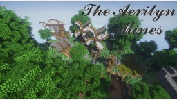 The Aerilyn Mines - Sustainable City Project Entry Minecraft Map & Project