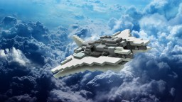 Z-95 Atmospheric Fighter Minecraft Map & Project
