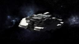 Xexon-Class Interceptor Minecraft Project