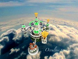 Occultus paradisum- The Hidden Paradise [14th] Minecraft Map & Project
