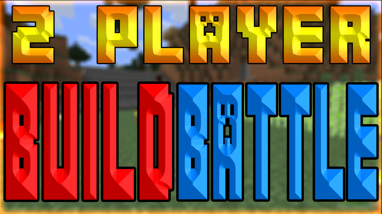 how to play build battle on minecraft pc