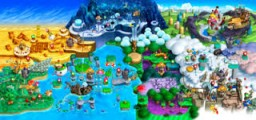 New Super Mario Bros U Newer Version Minecraft Map & Project