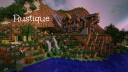 Z's Rustique House + Wild Gardens Minecraft Project