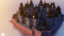 Hub - Place des Flandres Minecraft