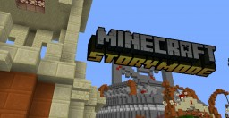 Story Mode - Redstonia In Vanilla Minecraft