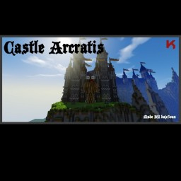 Castle Arcratis Minecraft Map & Project