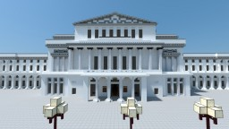 """Grand Theatre - National Opera"", as Teatr Wielki Minecraft Map & Project"
