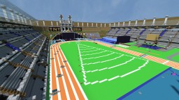 TNT Olympics 2 - Rio 2016 Minecraft Map & Project