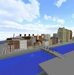 City of Northampton Minecraft Project