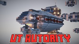 UT Autority (Medical Ships) Minecraft Map & Project