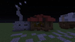 small Market Minecraft Map & Project